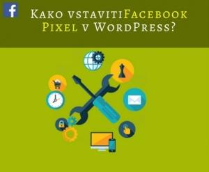 facebook pixel & wordpress