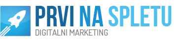 Prvi na spletu - Digitalni marketing