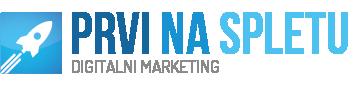 Prvi na spletu - Digitalni marketing